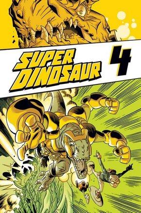 Super Dinosaur - Bd.4