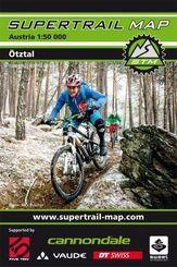 Supertrail Map Ötztal