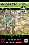 Supertrail Map Chiemgau West