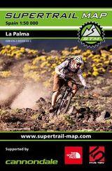 Supertrail Map La Palma