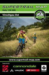 Supertrail Map Vinschgau Ost