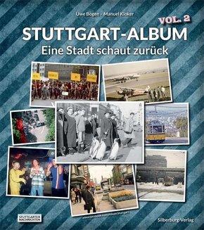 Stuttgart-Album - Bd.2