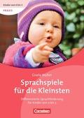 Sprachspiele für die Kleinsten