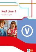 Red Line, Ausgabe 2014: 5. Klasse, Vokabeltraining aktiv; Bd.1