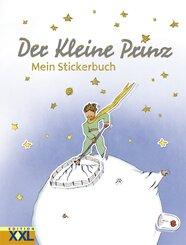 Der Kleine Prinz - Mein Stickerbuch