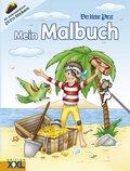 Der kleine Pirat - Mein Malbuch