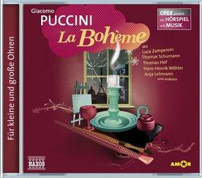 La Boheme, 1 Audio-CD