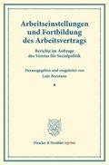 Arbeitseinstellungen und Fortbildung des Arbeitsvertrags.