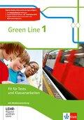 Green Line, Bundesausgabe ab 2014: 5. Klasse, Fit für Tests und Klassenarbeiten mit CD-ROM und Lösungen; Bd.1