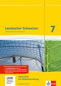 Lambacher-Schweizer, Ausgabe Rheinland-Pfalz 2012: 7. Schuljahr, Arbeitsheft m. CD-ROM