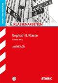 Englisch 8. Klasse, Haupt-/Mittelschule, m. MP3-CD