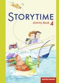 Storytime, Ausgabe 2013: 4. Jahrgangsstufe, Activity Book