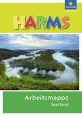 HARMS Arbeitsmappe Saarland, Ausgabe 2015