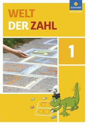 Welt der Zahl, Allgemeine Ausgabe 2015: 1. Schuljahr, Schülerband
