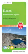 Elsass - Wanderparadies Vogesen - mobil & aktiv erleben - Wohnmobil-Reiseführer