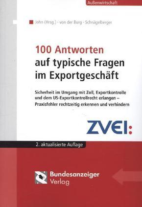 100 Antworten auf typische Fragen im Exportgeschäft