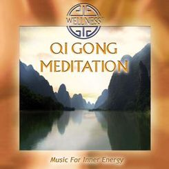 Qi Gong Meditation, 1 Audio-CD