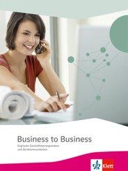 Business to Business: Schülerbuch