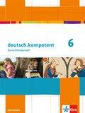 deutsch.kompetent, Allgemeine Ausgabe: 6. Klasse, Sprachförderheft Gymnasium