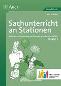 Sachunterricht an Stationen, Klasse 1 Inklusion