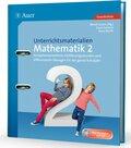 Unterrichtsmaterialien Mathematik 2. Klasse, m. CD-ROM