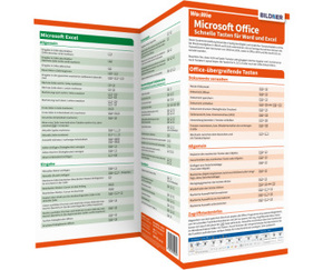 Wo & Wie: Microsoft-Office, Referenzkarte