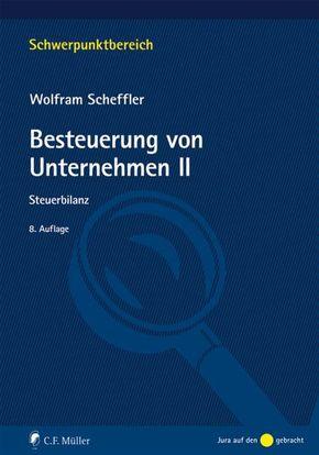 Besteuerung von Unternehmen - Bd.2