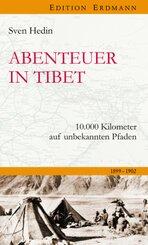 Abenteur in Tibet