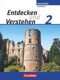 Entdecken und Verstehen, Technischer Sekundarunterricht Luxemburg: Vom Mittelalter bis zum Zeitalter der Französischen Revolution; Bd.2