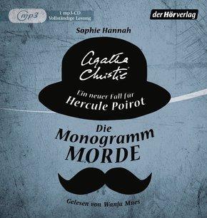 Die Monogramm-Morde, 1 MP3-CD
