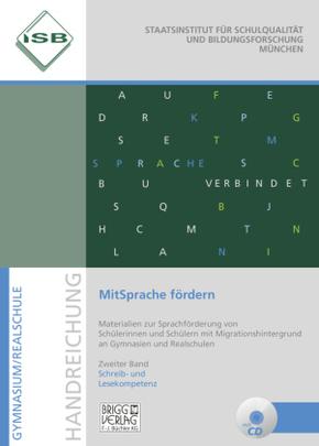 MitSprache fördern: Lesekompetenz und Schreibkompetenz, m. CD-ROM und DVD-ROM; Bd.2