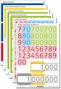 Das Mathebuch, Neubearbeitung: 4. Klasse, Arbeitsbeilagen