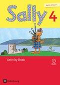 Sally - Englisch ab Klasse 3 - Allgemeine Ausgabe 2014 - 4. Schuljahr