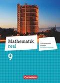 Mathematik Real, Differenzierende Ausgabe Nordrhein-Westfalen (2011): 9. Schuljahr, Schülerbuch