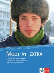 Moct A1 Extra - Zusätzliche Übungen zu Grammatik, Wortschatz und Aussprache