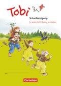 Tobi, Neubearbeitung (2016): Schreiblehrgang Grundschrift flüssig schreiben