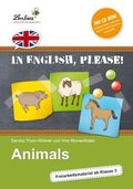 In English, please! Animals, m. CD-ROM