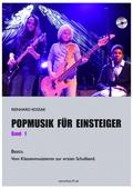 Popmusik für Einsteiger, m. Audio-CD - Bd.1