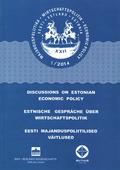 Estnische Gespräche über Wirtschaftspolitik 1/2014, m. CD-ROM