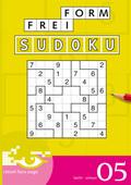 Freiform-Sudoku - Bd.5