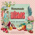Homemade Wisches and Dishes and a Washing Up