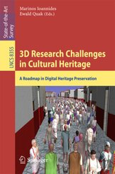 3D Research Challenges in Cultural Heritage