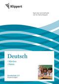Deutsch 1/2, Märchen - Fabeln