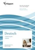 Deutsch 7/8, Inhaltsangabe - Ballade