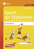 Sport an Stationen SPEZIAL - Leichtathletik 1-4
