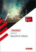 Deutsch 6. Klasse, m. CD-ROM