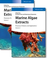 Marine Algae Extracts, 2 Vols.