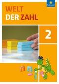 Welt der Zahl, Allgemeine Ausgabe 2015: 2. Schuljahr, Schülerband; Bd.2