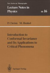 Introduction to Conformal Invariance and Its Applications to Critical Phenomena