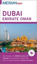 Merian live! Dubai, Emirate, Oman - Reiseführer - Reiseführer